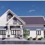Mẫu Nhà Cấp 4 Đẹp Năm 2020 Tại Thọ Xuân Thanh Hóa