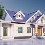 Mẫu Nhà Cấp 4 Đẹp Năm 2020 Tại Văn Bàn Lào Cai