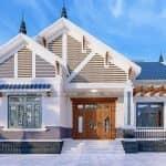 Mẫu Nhà Cấp 4 Đẹp Nhất Tại Văn Lâm Hưng Yên