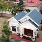 Mẫu Nhà Cấp 4 Đẹp 120m2 Giá 900 Triệu Nổi Bật Nhất Lương Tài Bắc Ninh