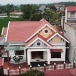 Mẫu Nhà Cấp 4 Đẹp Rạng Ngời Do Kisato Thiết Kế Tại Bắc Giang