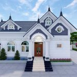 Mẫu Nhà Cấp 4 Đẹp Ngất Ngây Tại Biên Hòa Đồng Nai