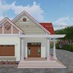 Mẫu Nhà Cấp 4 Đẹp 170m2 Tại Krông Nông Đắk Lắk