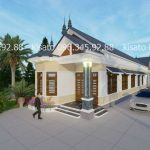 Mẫu Nhà Cấp 4 Đẹp Tại Long Thành Đồng Nai