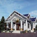 Ấn Tượng Với Mẫu Nhà Cấp 4 Đẹp Taị Gia Bình Bắc Ninh