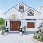 Cả Nhà Mê Với Mẫu Nhà Cấp 4 Đẹp Tại Kim Thành Hải Dương