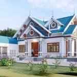 Mẫu Nhà Cấp 4 Đẹp Ngất Ngây Tại Kiến Thụy Hải Phòng