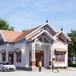 Cả Xóm Mê Mẫu Nhà Cấp 4 Đẹp Tại Lâm Đồng