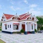 Mẫu Nhà Cấp 4 Đẹp 150m2 Tại Xuân Trường Nam Định