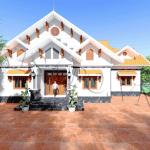 Mẫu Nhà Cấp 4 150m2 Đẹp Tại Giao Thủy Nam Định