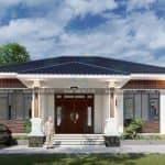 Cả Xóm Mê Với Mẫu Nhà Cấp 4 Đẹp Tại Diễn Châu Nghệ An