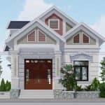 Mẫu Nhà Cấp 4 Đẹp Tại Nho Quan Ninh Bình