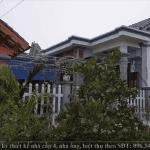 Mẫu Nhà Cấp 4 Đẹp 11x11m 800 Triệu Full Nội Thất Tại Ninh Bình