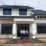 Cả Phố Kháo Nhau Về Mẫu Nhà Cấp 4 Đẹp Có Gác Lửng Nổi Bật Tại Việt Trì Phú Thọ