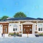 Cả Làng Truyền Tai Nhau Về Mẫu Nhà Cấp 4 Đẹp Tại Lâm Thao Phú Thọ