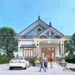 Chiêm Ngưỡng Mẫu Nhà Cấp 4 Đẹp Tại Đầm Hà Quảng Ninh