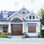 Mẫu Nhà Cấp 4 Đẹp Thổn Thức Tại Thái Thụy Thái Bình
