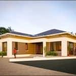 Mẫu Nhà Cấp 4 Đẹp 160m2 Tại Thịnh Đán Thái Nguyên