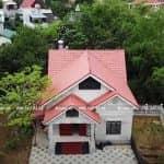 Mẫu Nhà Cấp 4 Đẹp Giá 1 Tỷ Do Kisato Thiết Kế Tại TP Thái Nguyên