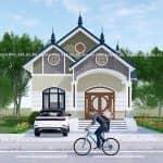 Mẫu Nhà Cấp 4 Mái Thái 130m2 Tại Nga Sơn Thanh Hóa