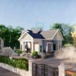 Mẫu Nhà Cấp 4 Đẹp Năm 2020 Tại Triệu Sơn Thanh Hóa