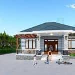 Chiêm Ngưỡng Mẫu Nhà Cấp 4 Đẹp Tại Yên Định Thanh Hóa
