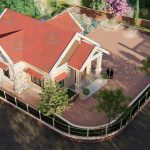 Giật Mình Với Mẫu Nhà Cấp 4 Đẹp Tại Bỉm Sơn Thanh Hóa