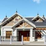 Mẫu Nhà Cấp 4 Đẹp Tuyệt Vời Tại Quỳnh Lưu Nghệ An
