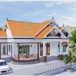 Ấn Tượng Mẫu Nhà Cấp 4 Đẹp Tại Tam Bình Vĩnh Long