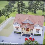 Mẫu Nhà Cấp 4 Đẹp Xuất Sắc Năm 2020 Tại Nga Sơn Thanh Hóa
