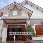 Mẫu Nhà Cấp 4 Hiện Đại Đẹp Năm 2020 Tại Thái Thụy Thái Bình