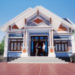 Mẫu Nhà Cấp 4 Mái Thái Đẹp 150 m2 Tại Thanh Hóa