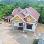 Chủ Nhà Tiếp Khách Không Ngớt Vì Mẫu Nhà Cấp 4 Quá Khác Biệt Tại Thái Nguyên