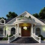 Mẫu Nhà Cấp 4 Siêu Đẹp Đẳng Cấp Nhất Tại Châu Thành Tiền Giang