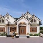 Hút Hồn Với Mẫu Nhà Nhà Cấp 4 Đẹp Tại Tam Dương Vĩnh Phúc