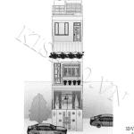 Mẫu Nhà Ống 2 Tầng Nổi, 1 Tầng Hầm Đẹp Ở Lý Nhân, Hà Nam