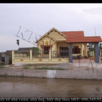 Mê Mẩn Với Mẫu Nhà Vườn Đẹp Nhất Ninh Bình 17x20m Giá 1 Tỷ