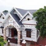 Mẫu Nhà Vườn Mái Thái Hiện Đại Đẹp Năm 2020 Tại Khoái Châu Hưng Yên
