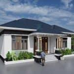Mê Mẩn Với Mẫu Nhà Cấp 4 Đẹp Tại Triệu Sơn Thanh Hóa