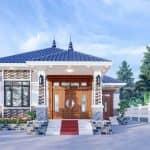 Ngắm Nhìn TOP 10 Mẫu Nhà Cấp 4 Đẹp Khiến Bao Người Say Tháng 1 Năm 2020