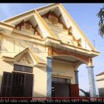 Nhà Vườn Mái Thái 150m2 Siêu Đẹp Tại Long An