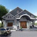 Sốc Với Mẫu Nhà Cấp 4 Đẹp Siêu Lòng Tại Tân Phú Đồng Nai
