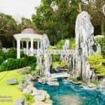 Ngắm Mẫu Sân Vườn Của Đại Gia Bình Phước
