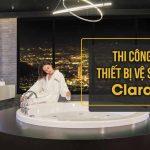 Thi Công Thiết Bị Vệ Sinh Clara