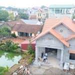 Thực Tế Mẫu Nhà Cấp 4 Đẹp Do KISATO Thiết Kế Tại Văn Lâm Hưng Yên