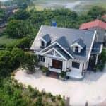 Thực Tế Mẫu Nhà Cấp 4 Đẹp KisatoThiết Kế Tại Hưng Yên