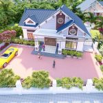 Top 10 Mẫu Nhà Cấp 4 Đẹp Nhất Tháng 8 Do Kisato Thiết Kế