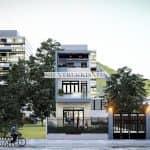 Mẫu Biệt Thự Hiện Đại Mang Đến Trải Nghiệm Thú Vị Tại Bắc Giang