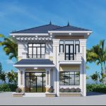 Mẫu Biệt Thự Mái Nhật Nằm Trong TOP Mẫu Nhà Đẹp Nhất 2021