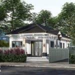 Cả Làng Ngưỡng Mộ Mẫu Nhà Cấp 4 Đẹp Mắt Tại Tp.Hồ Chí Minh